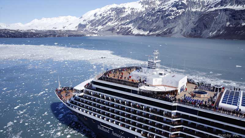 """line the best overall cruise value 2016 - Holland America Line, recibe premio """"Best Overall Cruise Value 2016"""" - CruceroAdicto.com"""