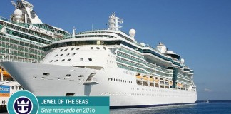 renovación del Jewel Of The Seas