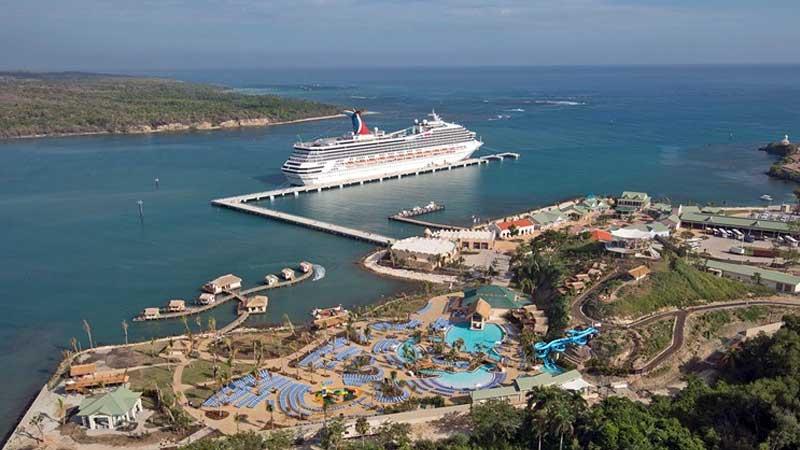 destinos tropicales de Cruceros Amber Cove se estrena como puerto base de cruceros - CruceroAdicto.com