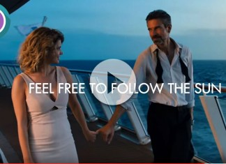 anuncio de TV de Norwegian Cruise Line