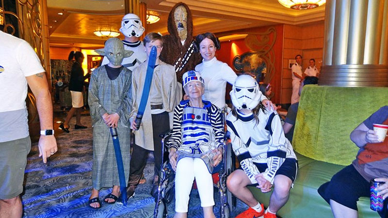 Star Wars Day at Sea Así es el Star Wars Day at Sea a bordo del Disney Fantasy - CruceroAdicto.com