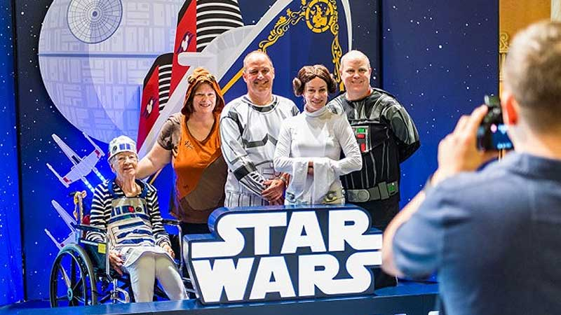 Así es el Star Wars Day at Sea a bordo del Disney Fantasy - CruceroAdicto.com