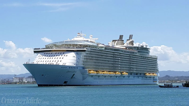 Oasis Of The Seas en San Juan