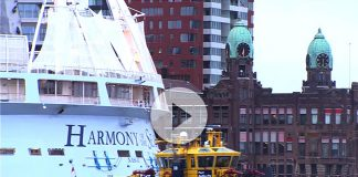 Harmony of the Seas en Roterdam