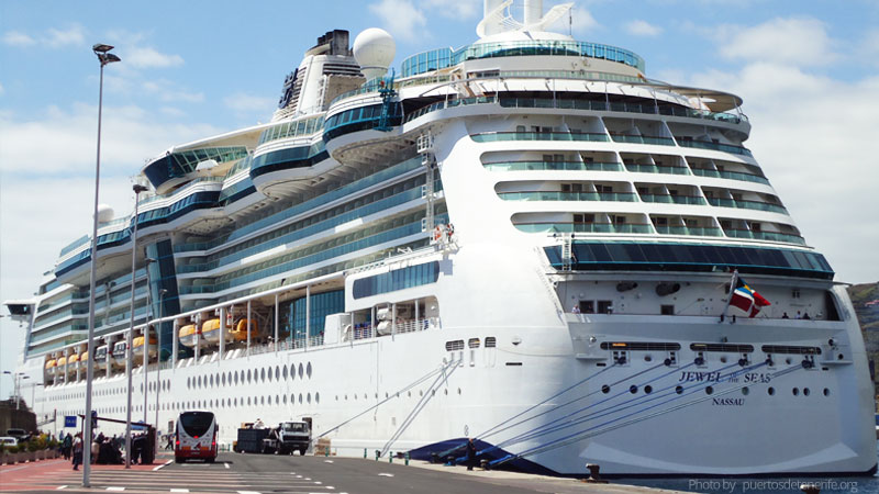 jewel of the seas Canceladas las escalas de cruceros en Turquía de Royal Caribbean 2018 - CruceroAdicto.com