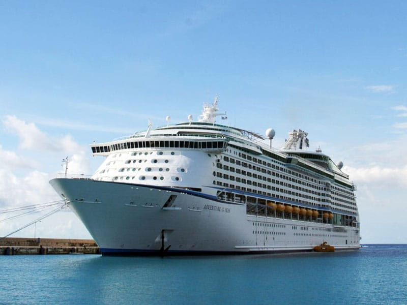 renovación del Adventure of the Seas