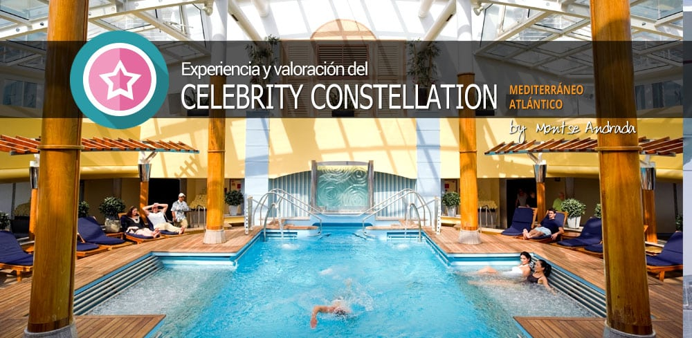 Valoración del Celebrity Constellation