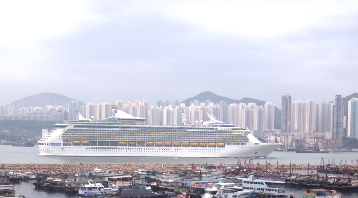 Mariner of the Seas China