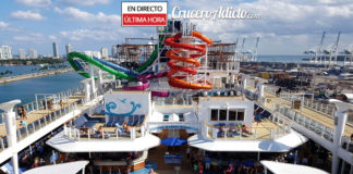 Norwegian Getaway por Caribe Occidental