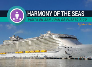 Harmony of the Seas en San Juan de Puerto Rico
