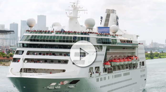 video del Empress of the Seas