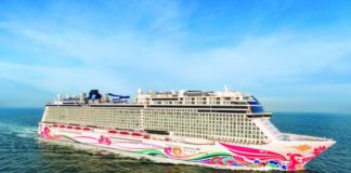 Norwegian Cruise Line incorpora Norwegian Joy a su flota
