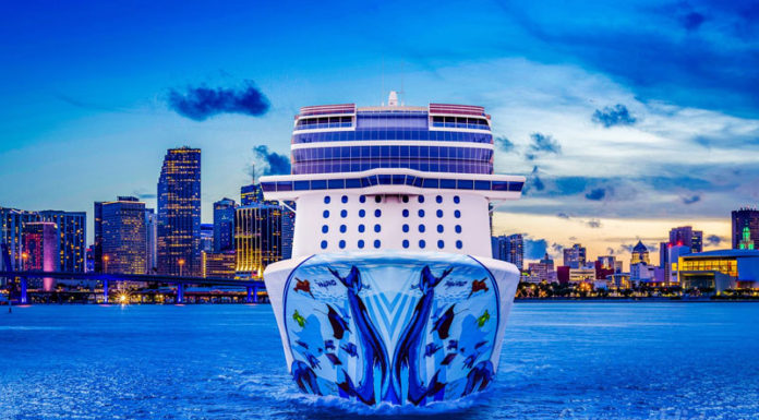 entretenimiento del Norwegian Bliss
