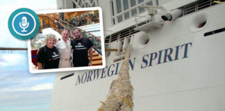 Carlos Dinis Director de Hotel del Norwegian Spirit