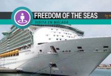 Freedom of the Seas en Málaga