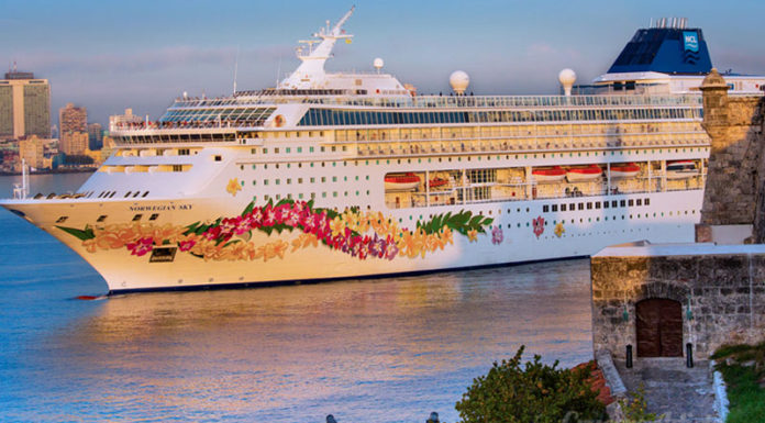 Norwegian Cruise Line visita Cuba partners first awards - Norwegian Cruise Line visita Cuba 696x385 - Norwegian Cruise Line celebra sus VII Partners First Awards