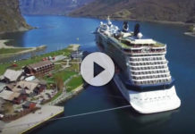 Celebrity Eclipse en Noruega