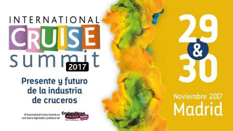 INTERNATIONAL CRUISE SUMMIT MADRID 2017 International Cruise Summit 2017, regresa a Madrid - CruceroAdicto.com