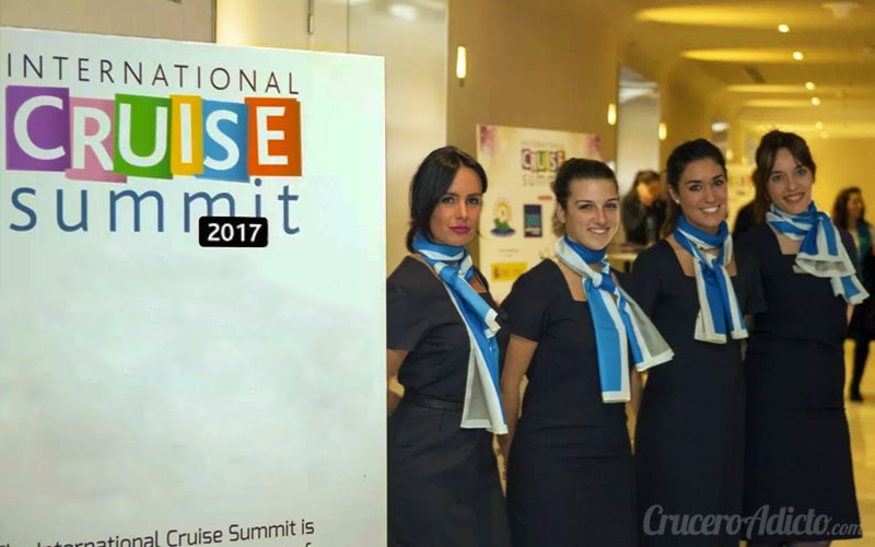 INTERNATIONAL CRUISE SUMMIT MADRID 2017  - CruceroAdicto.com  - CruceroAdicto.com