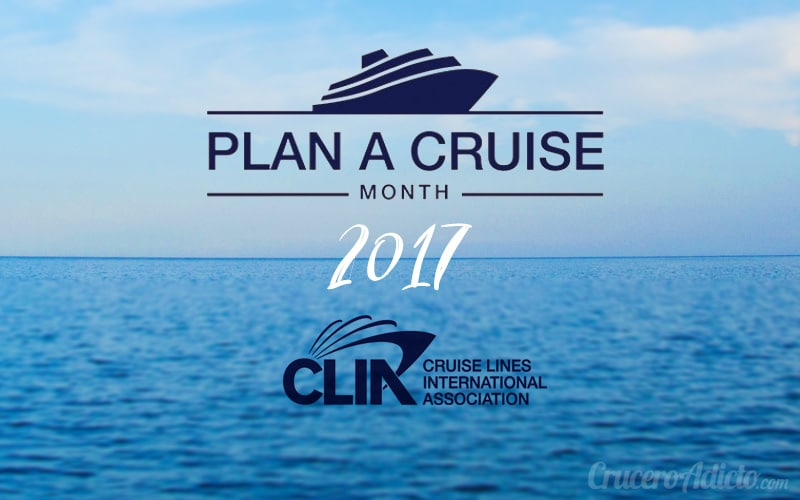 plan a cruise 2017 by CLIA