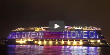 World-Dream Cruise Gibraltar Espectaculos de MSC Poesia en Sudamerica - CruceroAdicto.com