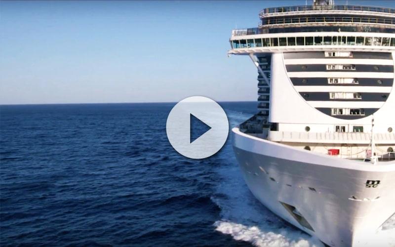 Vídeo del primer barco Meraviglia Plus de MSC Cruceros  - CruceroAdicto.com  - CruceroAdicto.com