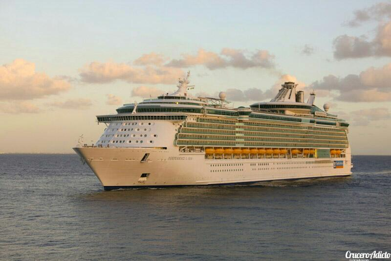 Independence of the Seas reaparece tras su gran renovación - CruceroAdicto.com