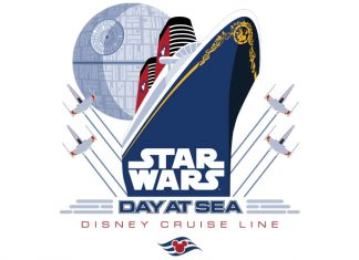Star Wars Day at Sea de Disney Cruise Line