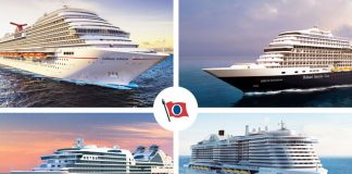 Nuevos barcos Carnival Corporation