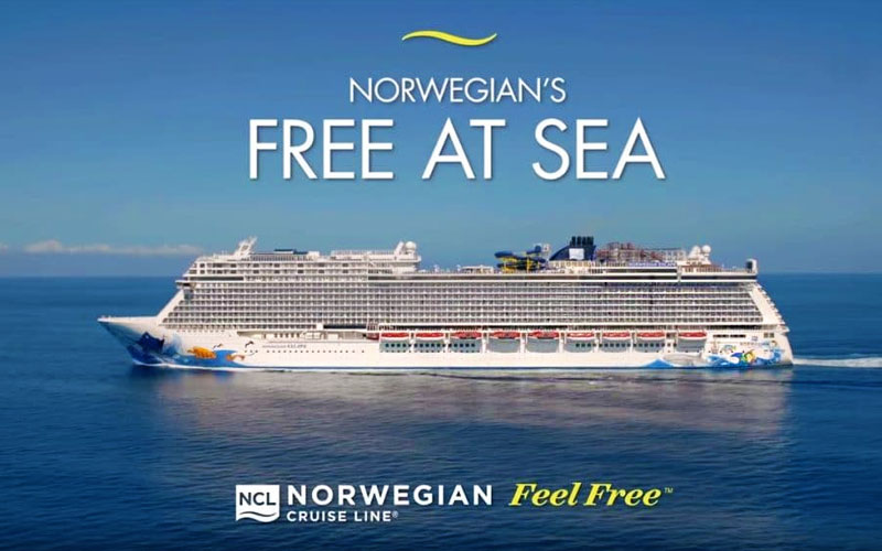 Free at Sea de Norwegian Cruise Line Free at Sea de Norwegian Cruise Line: ¿en qué consiste la promoción? - CruceroAdicto.com