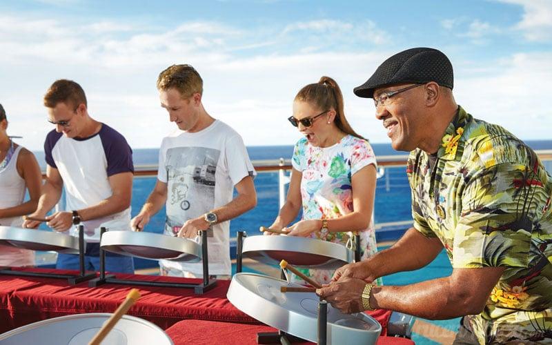 Millenials son los nuevos fanáticos de los cruceros Millennials son los nuevos fanáticos de los cruceros en sus vacaciones - CruceroAdicto.com
