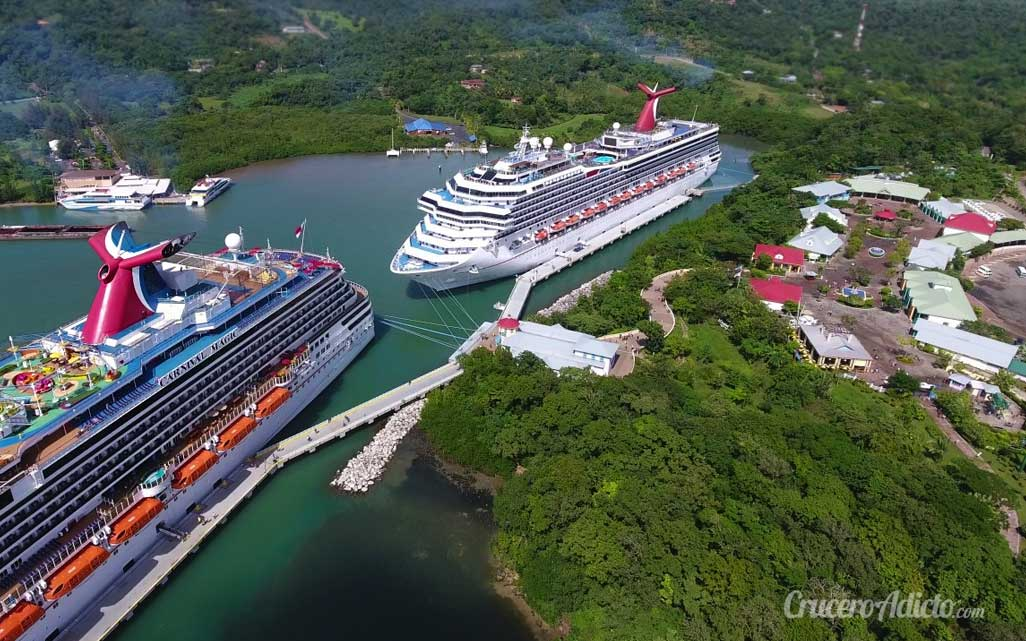 Roatan Honduras Roatán ampliará su muelle para cruceros y creará un parque temático - CruceroAdicto.com