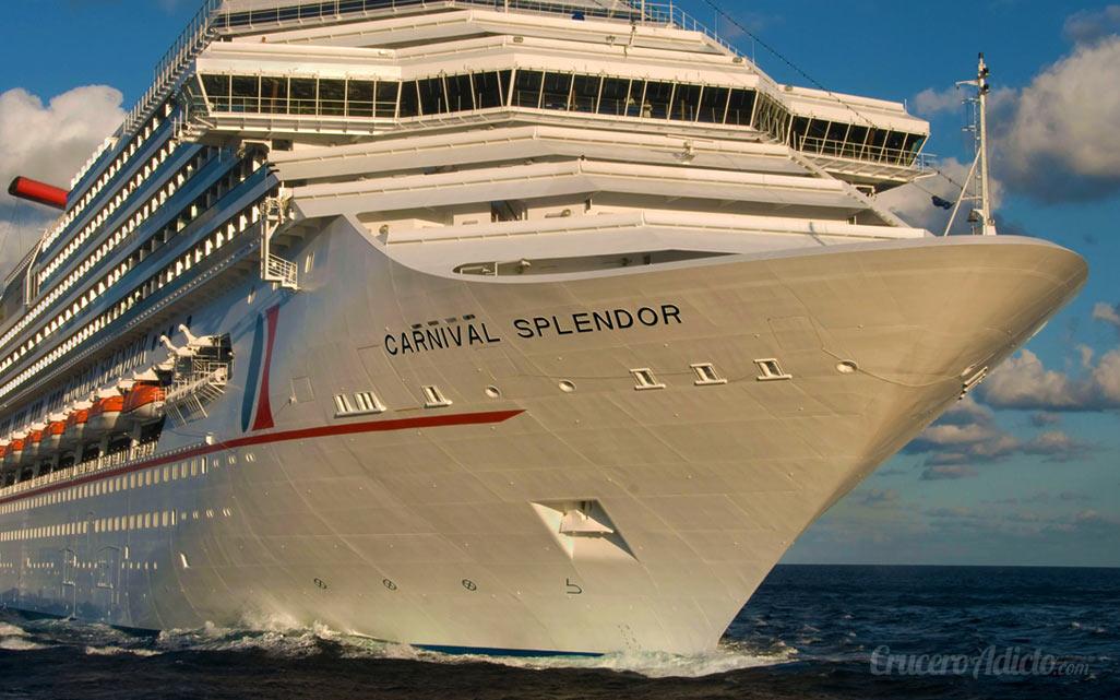 Carnival Cruise Line ofrece el viaje más largo de su historia Carnival Cruise Line ofrece el viaje más largo de su historia - CruceroAdicto.com