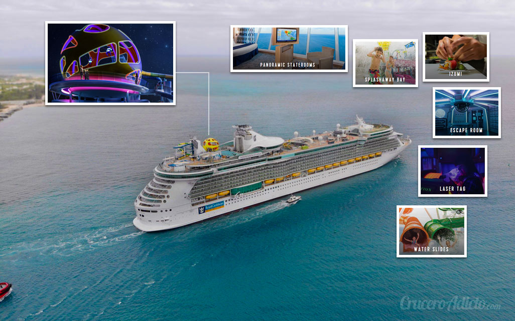 independece-of-the-seas-renovacion-2018 Independence of the Seas reaparece tras su gran renovación - CruceroAdicto.com
