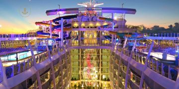 Experiencia navegando en el Symphony of the Seas Video Costa Concordia reflotado y en movimiento - CruceroAdicto.com
