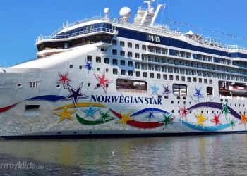 Norwegian Star El Ocean Dream, antiguo Flamenco, se hunde en Tailandia - CruceroAdicto.com