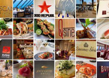 Todos los restaurantes de especialidad ordenados por navieras Celestyal Cruises - CruceroAdicto.com Celestyal Cruises - CruceroAdicto.com