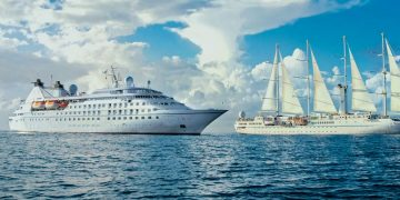 Windstar Cruises Video Costa Concordia reflotado y en movimiento - CruceroAdicto.com