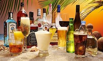 Paquetes de bebidas de Royal Caribbean