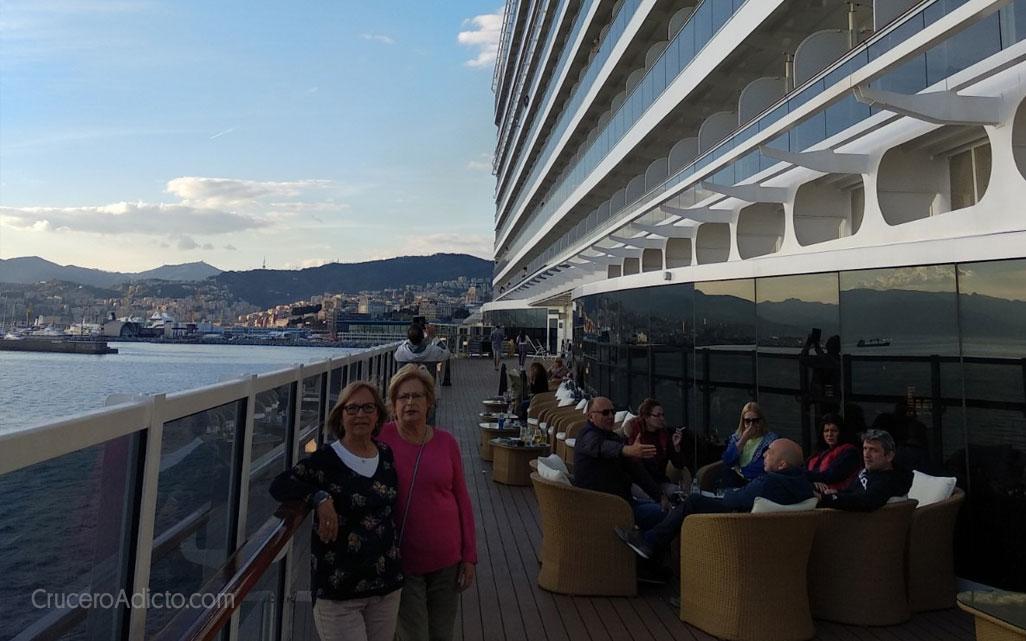 Mi experiencia viajando en crucero con 3 generaciones ¿Hay una edad recomendada para viajar o no en crucero? - CruceroAdicto.com