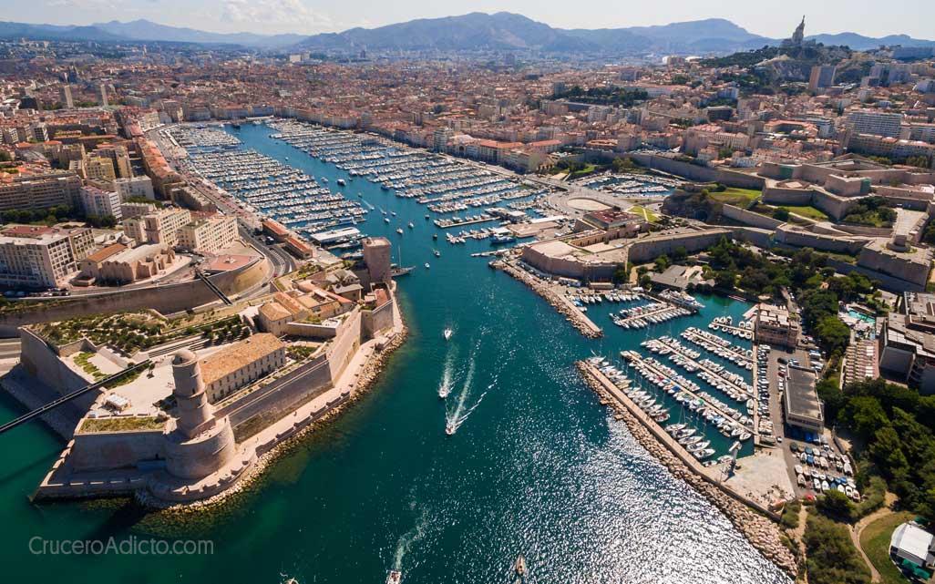 MARSELLA – Francia – Super guía para preparar tu visita - CruceroAdicto.com